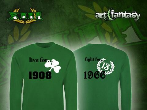4d1630c47692 Φούτερ Live for... Fight for